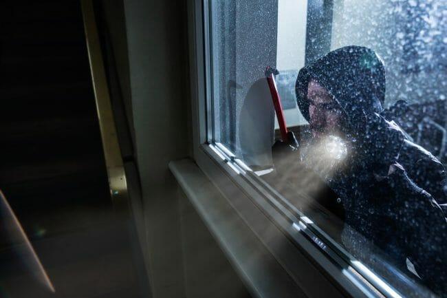 How Burglaries Impact London Crime Rate